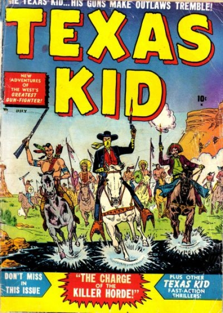Texas Kid Vol 1 4