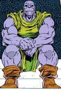 Thanos (Earth-616) from Infinity Gauntlet Vol 1 6 0001