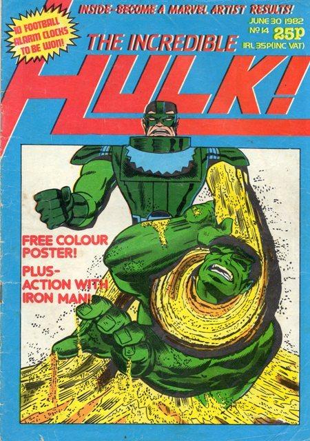 The Incredible Hulk (UK) Vol 2