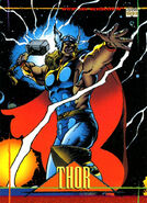 Thor Odinson (Earth-616) from Marvel Universe Cards Series IV 0001