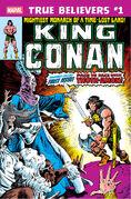 True Believers King Conan Vol 1 1