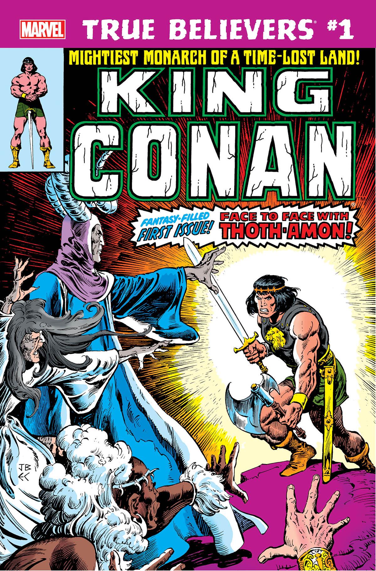 True Believers: King Conan Vol 1 1