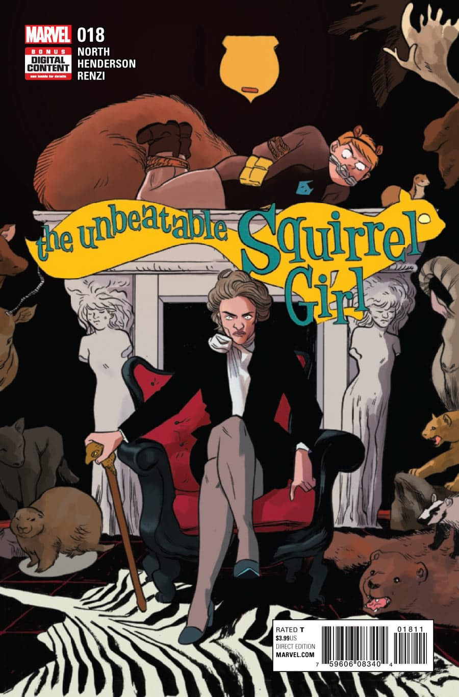 Unbeatable Squirrel Girl Vol 2 18