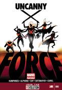 Uncanny X-Force Vol 2 6