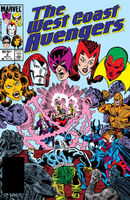 West Coast Avengers Vol 2 2