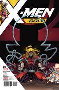 X-Men Gold Vol 2 10