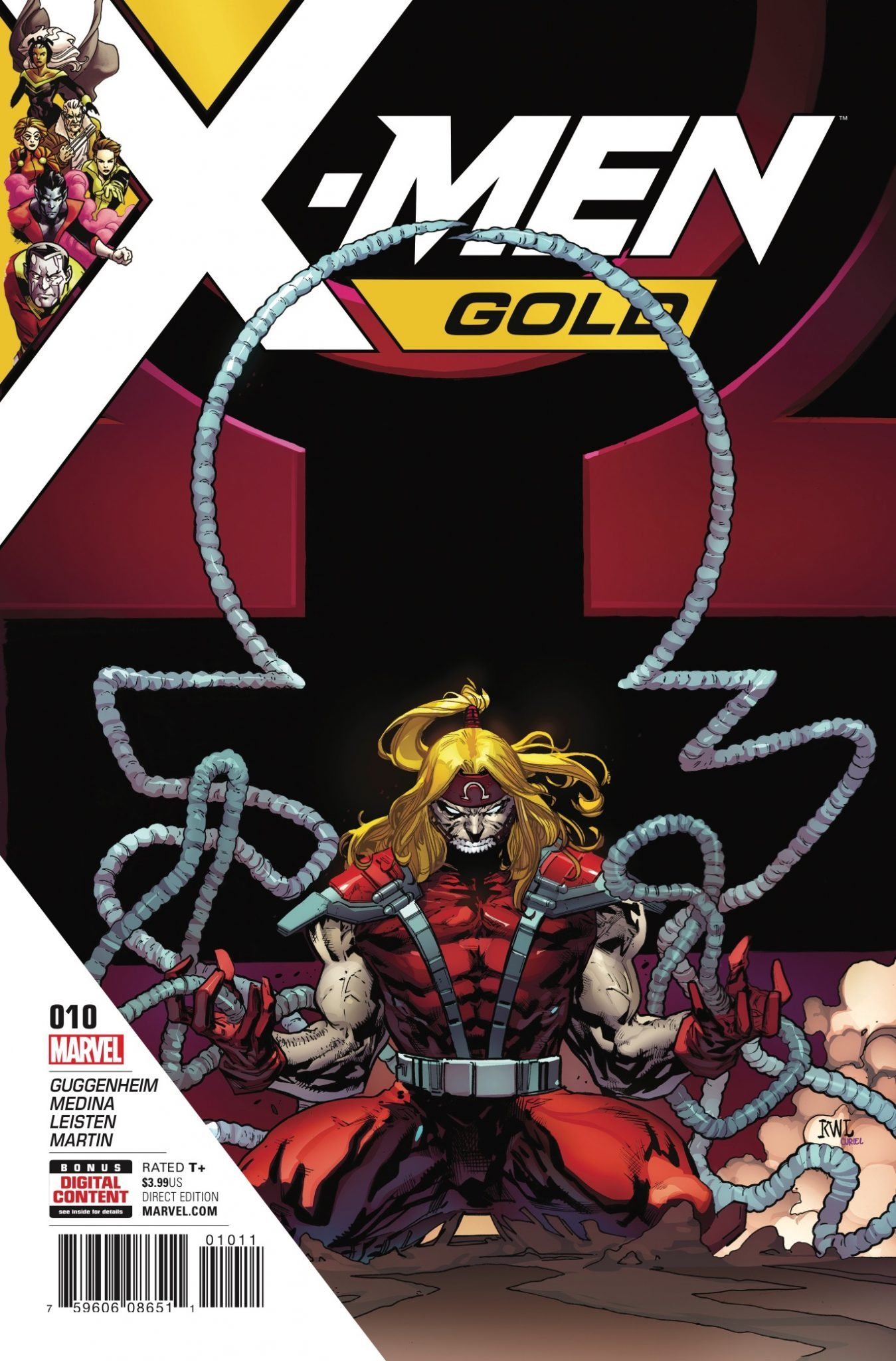 X-Men: Gold Vol 2 10