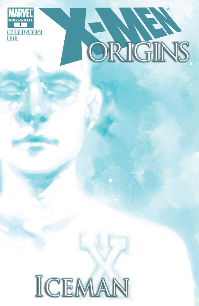 X-Men Origins: Iceman Vol 1 1