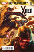 100th Anniversary Special - X-Men Vol 1 1 Lozano Variant