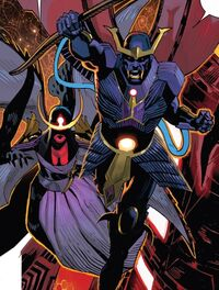 Apocalypse Twins (Earth-616) from Uncanny Avengers Vol 1 7 0001.jpg