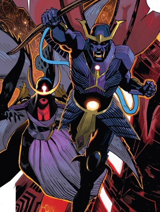 Apocalypse Twins (Earth-616)