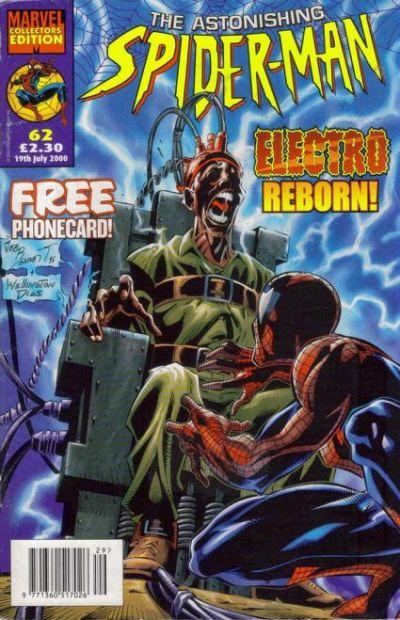 Astonishing Spider-Man Vol 1 62