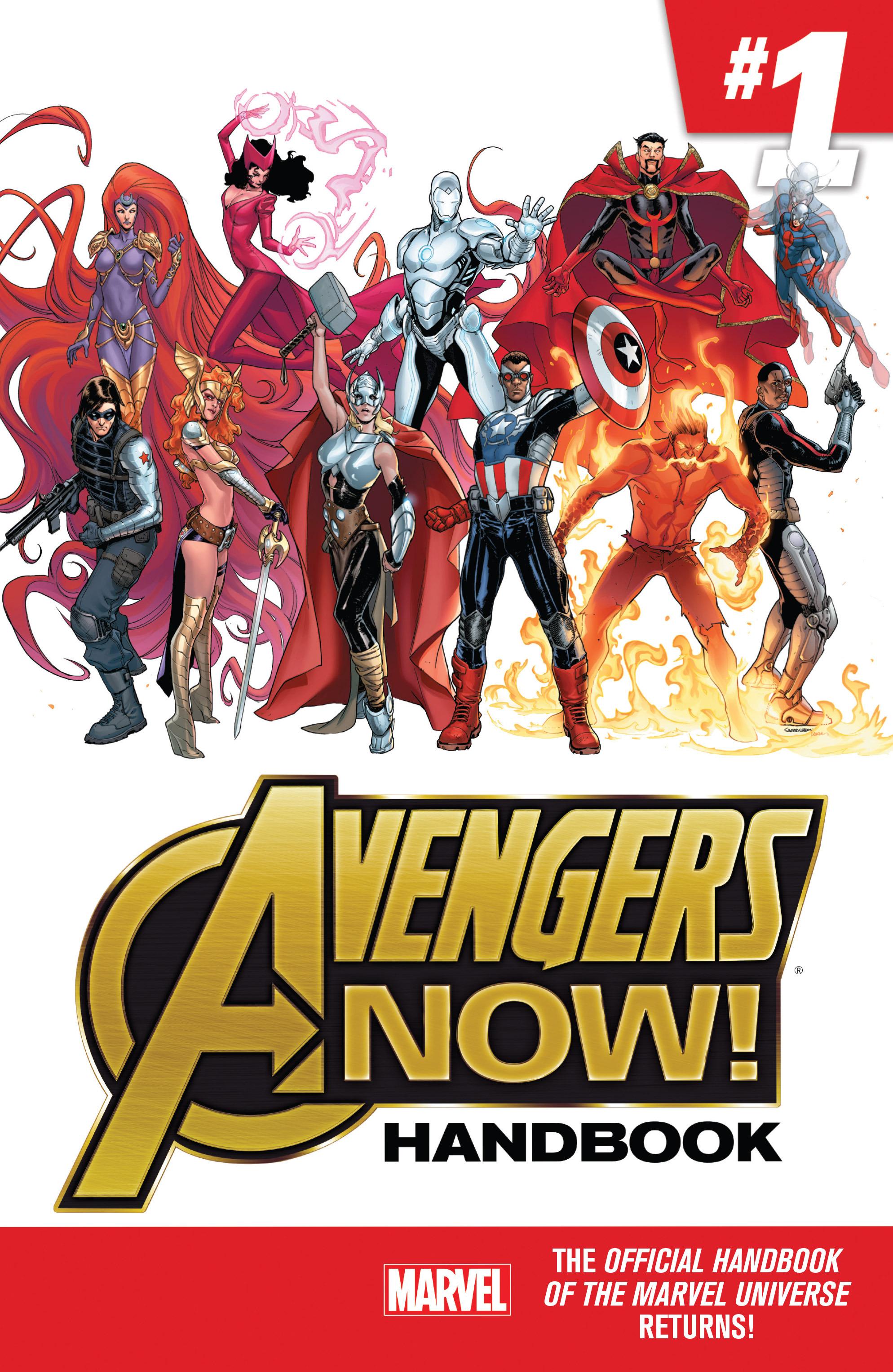 Avengers NOW! Vol 1 1