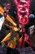 Avengers Vol 5 24.NOW Avengers as X-Men Acuña Variant Textless