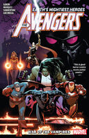 Avengers by Jason Aaron Vol 1 3 War of the Vampires