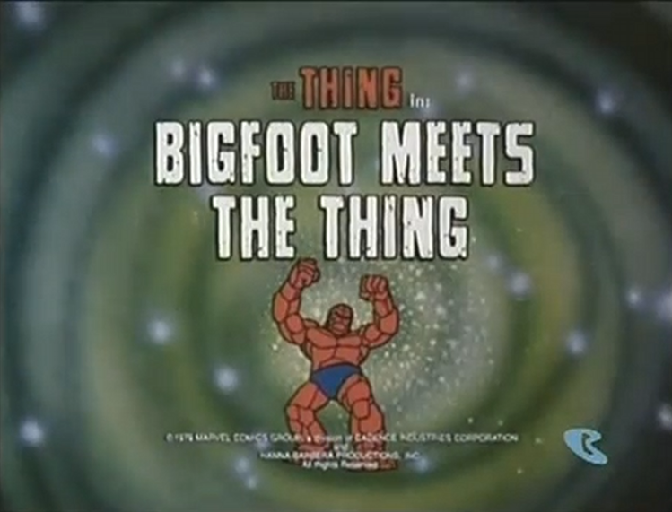The Thing (animated series) Season 1 2