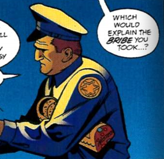 Billy Neuhaus (Earth-616)