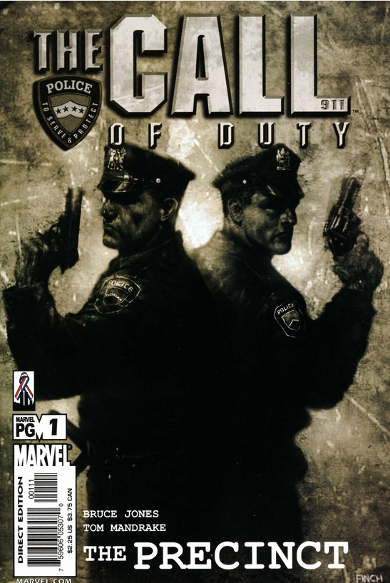 Call of Duty: The Precinct Vol 1 1