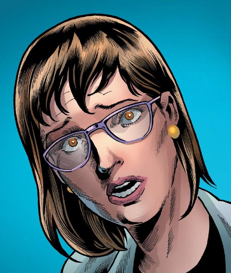 Charlene McGowan (Earth-616)