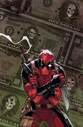 Deadpool Vol 5 5 Camuncoli Variant Textless