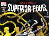 Devil's Reign: Superior Four Vol 1 1