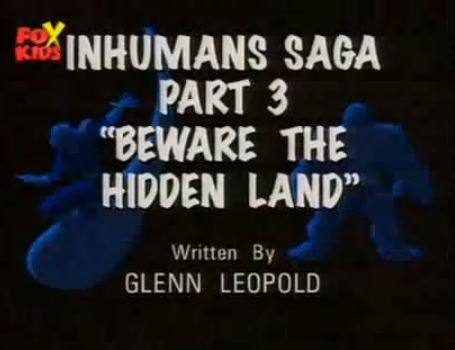 Fantastic Four (1994 animated series) Season 2 4