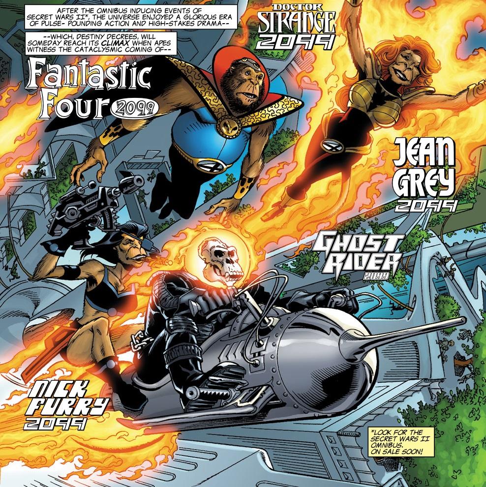 Fantastic Four (2099) (Earth-8101)