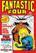 Fantastic Four (UK) Vol 1 3