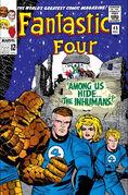 Fantastic Four Vol 1 45