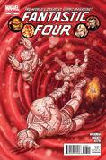 Fantastic Four Vol 1 606
