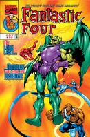 Fantastic Four Vol 3 19