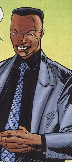 Garon Lewis (Earth-616)