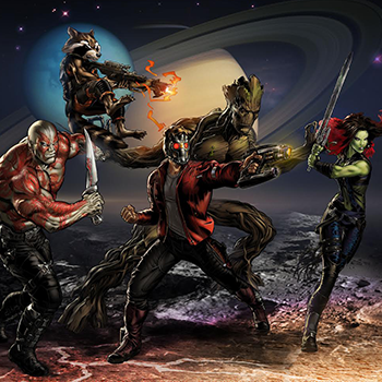 Guardians of the Galaxy (Earth-12131)/Gallery