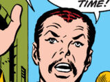 Harry Osborn's Fu Manchu
