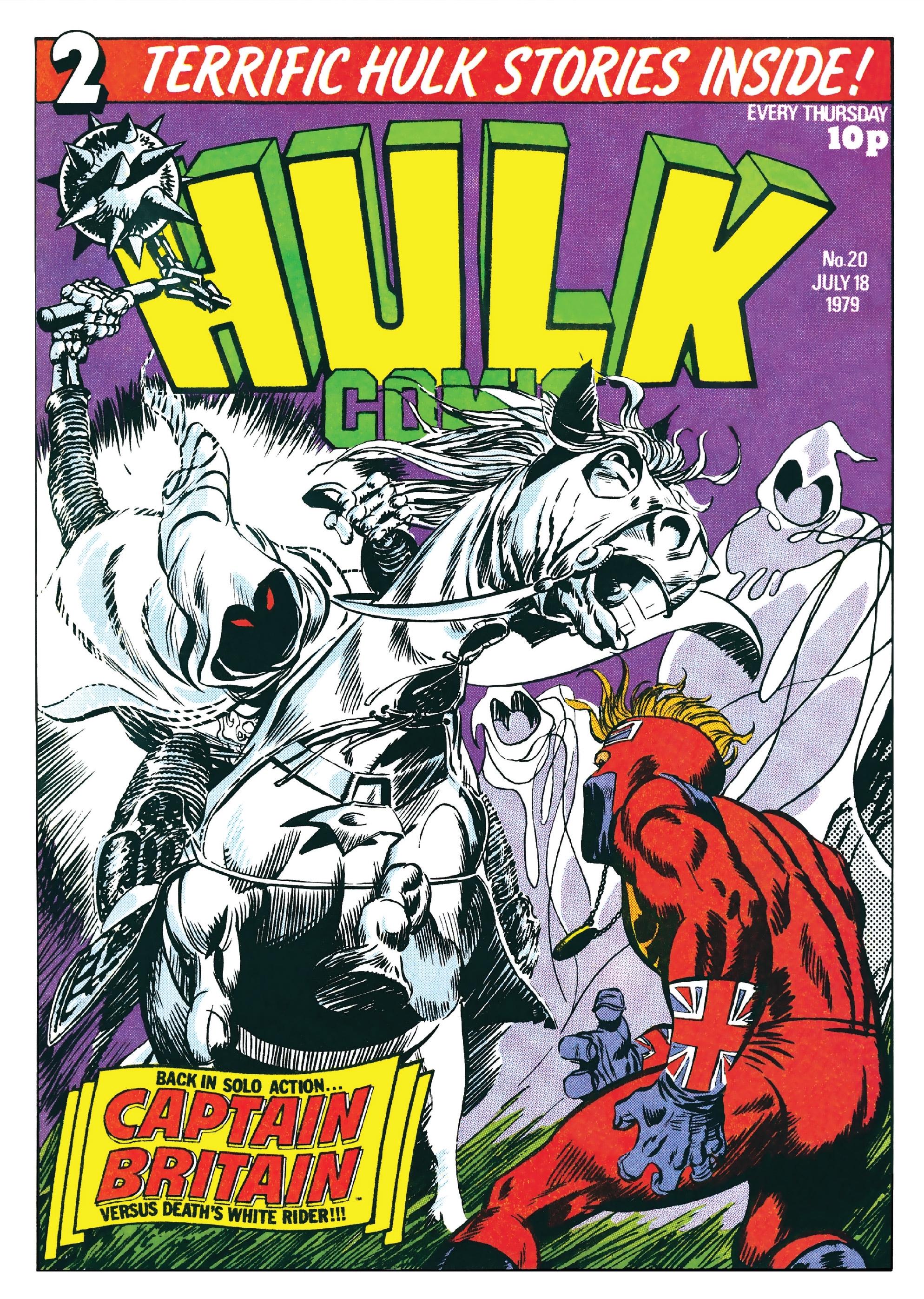Hulk Comic (UK) Vol 1 20