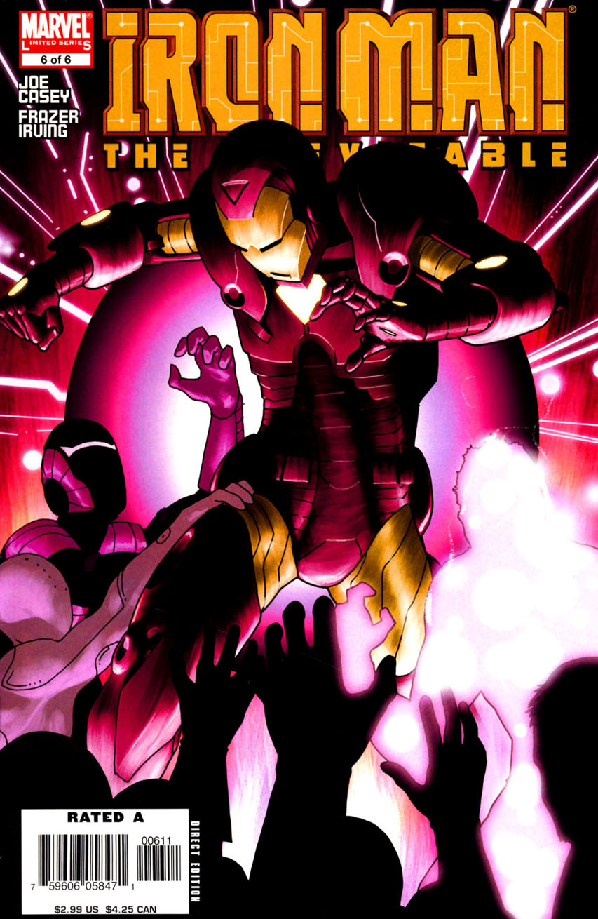 Iron Man: Inevitable Vol 1 6