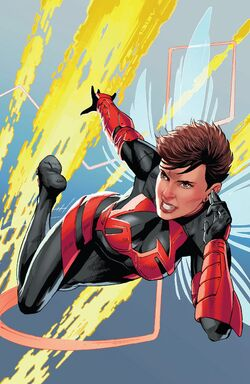 Janet Van Dyne (Earth-616) from Black Panther and the Agents of Wakanda Vol 1 1