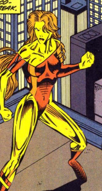 Jennifer Burke (Earth-616)