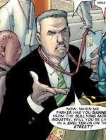 John Jonah Jameson (Earth-58163)