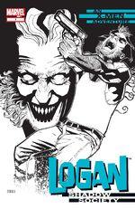 Logan: Shadow Society Vol 1