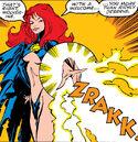 Madelyne Pryor (Earth-616) from Uncanny X-Men Vol 1 243 0001.jpg