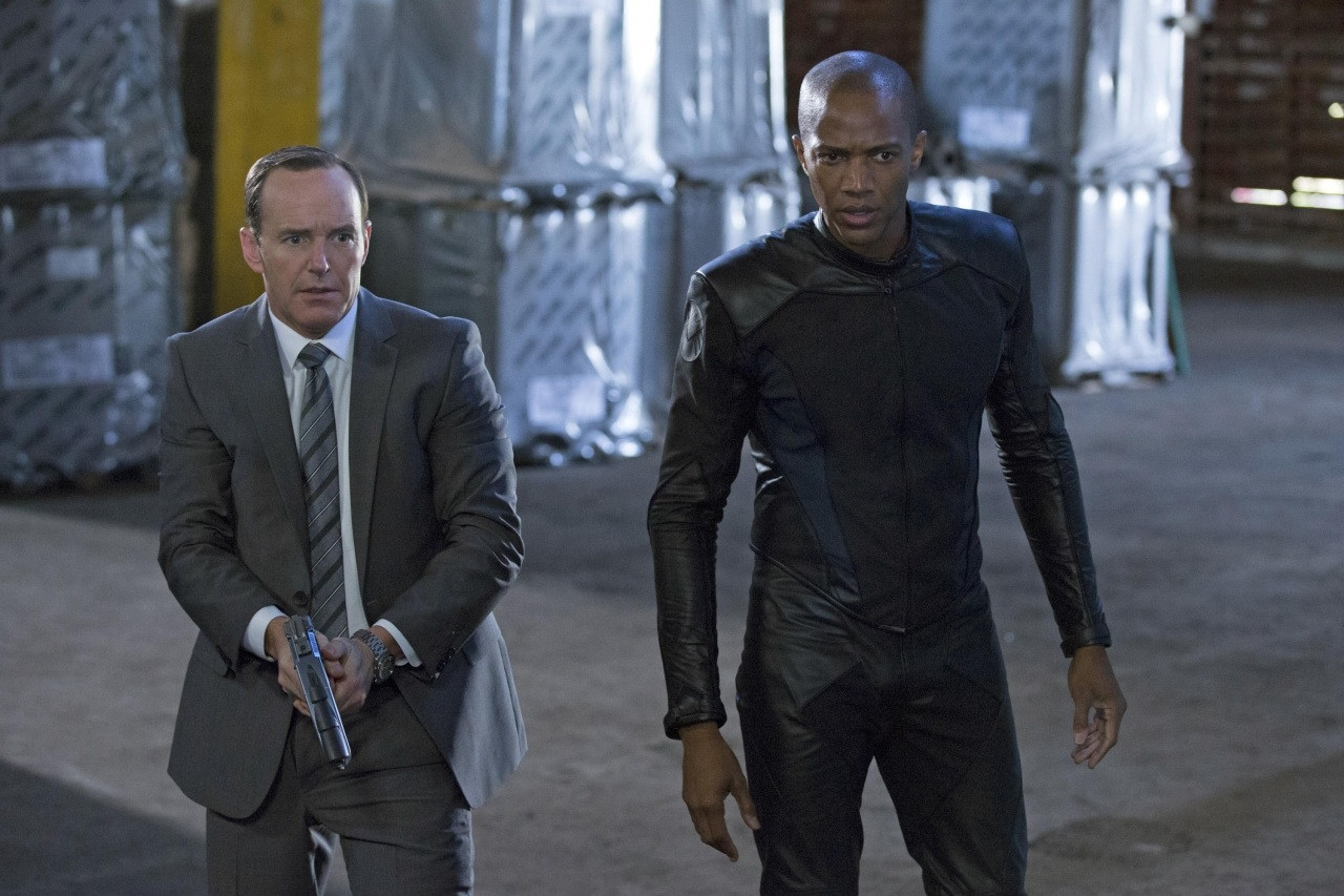 Marvel's Agents of S.H.I.E.L.D. Season 1 10