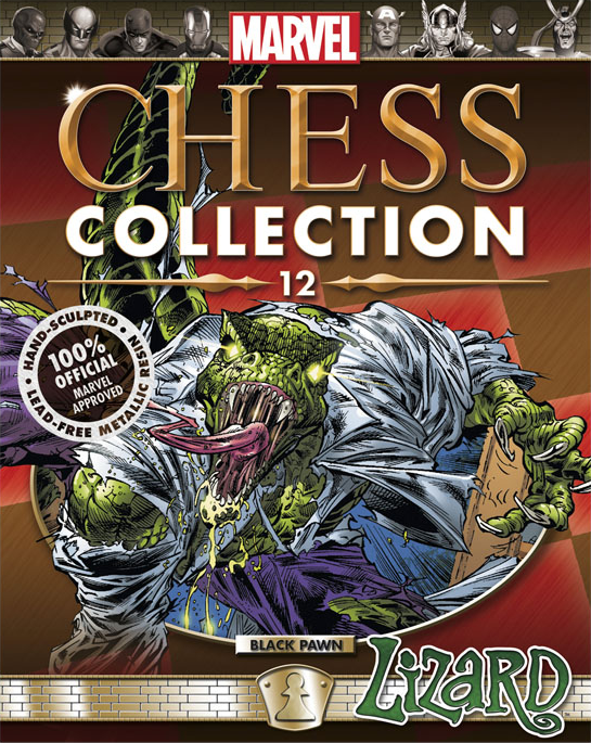 Marvel Chess Collection Vol 1 12