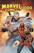 Marvel Comics Vol 1 1000 Torpedo Comics Exclusive Variant