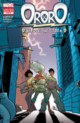 Ororo Before the Storm Vol 1 4