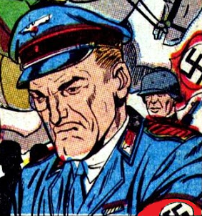 Otto Frick (Earth-616)