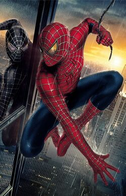 Peter Parker (Earth-96283) from Spider-Man 3 (film) poster 001.jpg