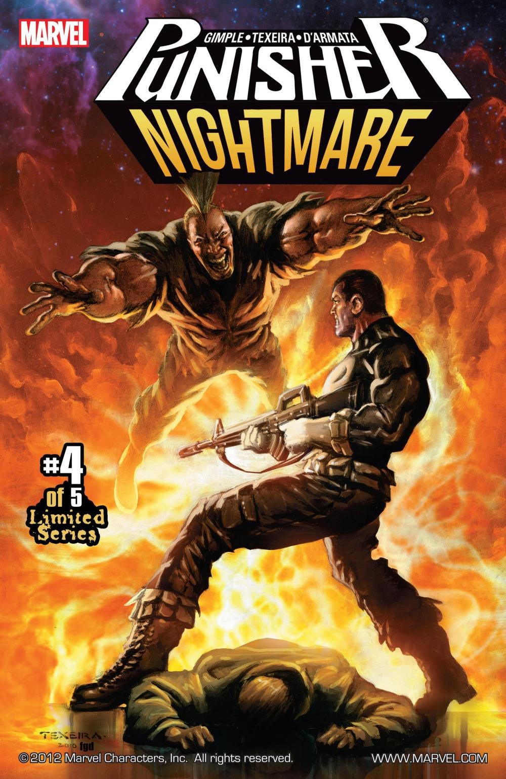 Punisher: Nightmare Vol 1 4