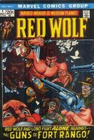 Red Wolf Vol 1 1