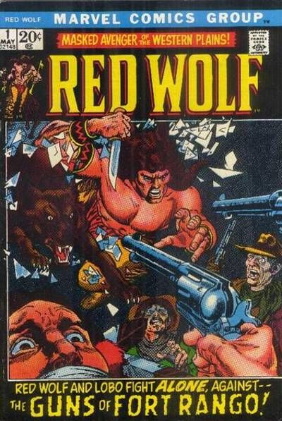 Red Wolf Vol 1